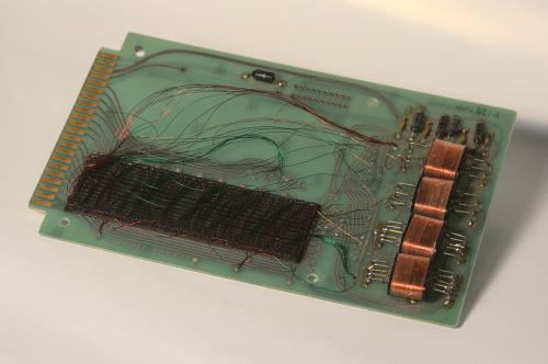 Module de mémoire primaire à tores de ferrite